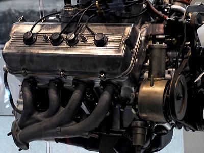 エンジン・過給機・冷却装置